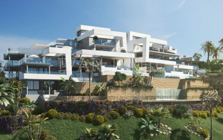 Nueva Andalucia, Marbella, new, contemporary off-plan apartment project