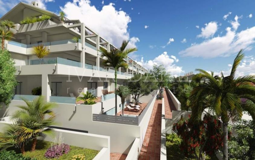 Estepona, New 2 Bedroom Apartments and Penthouses.