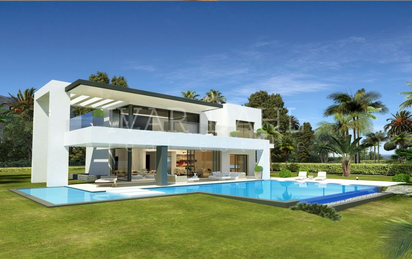 New Villas in Golden Mile Marbella