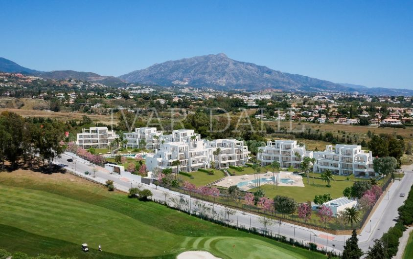 Apartment in Atalaya Golf, Estepona