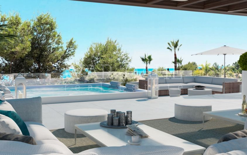 New Villa project in process in Sierra Blanca, Marbella, Málaga