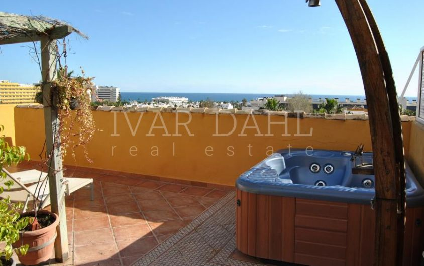 Penthouse for sale in Golden Mile, Marbella Golden Mile