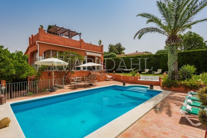 Villa for sale in Marbella Centre