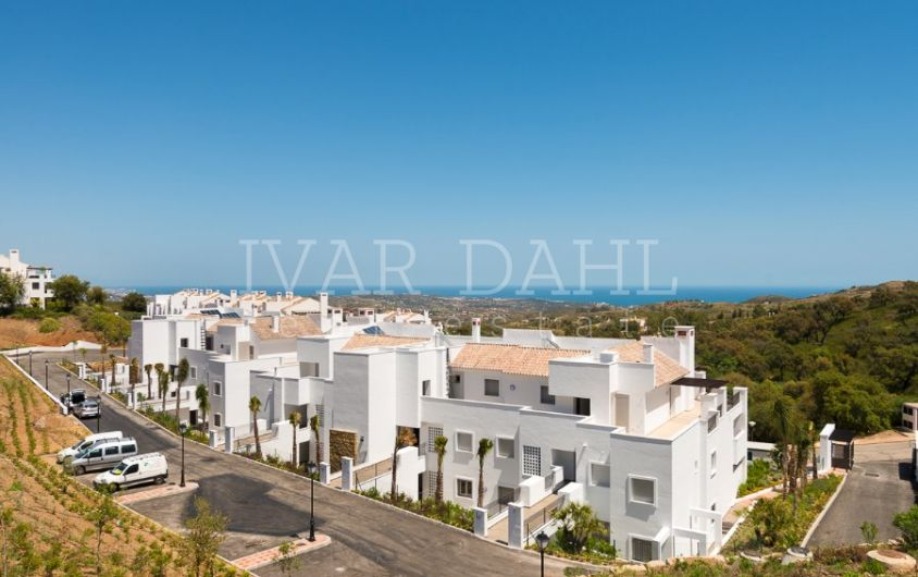 New modern apartments in La Mairena, Elviria very close to Marbella,