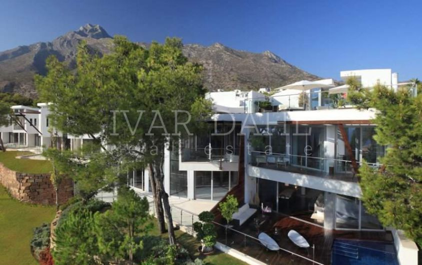 Villa/apartment in Meisho Hills, Marbella.