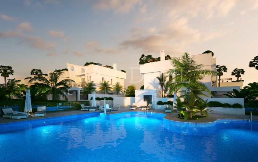 El Romeral de Calahonda, New modern townhouses for sale in Mijas-Costa, Malaga