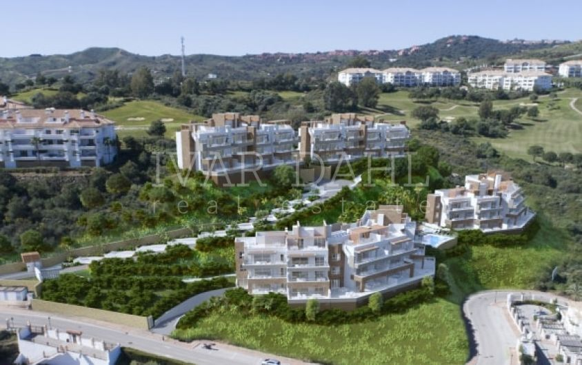 New Modern Build Apartments For Sale In La Cala Golf Resort