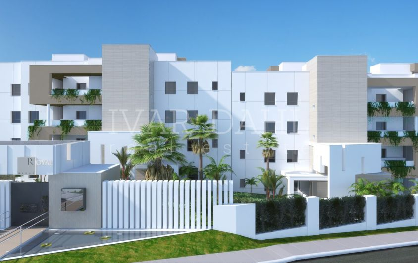 Royal Banus, New release, apartments in walking distance to Puerto Banus