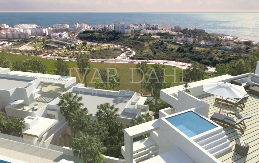 IKasa Scenic, New contemporary apartments and penthouses with sea views in Estepona