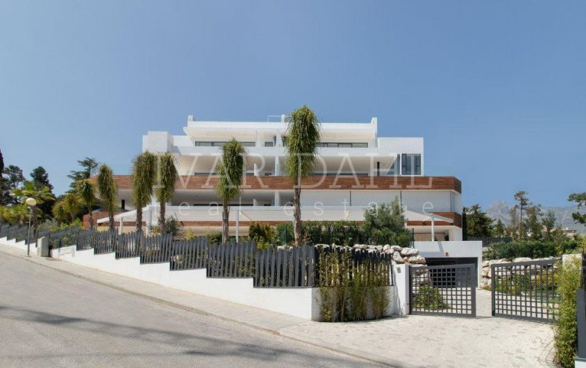 Señorio de Vasari, Opportunity to buy a new home on the Golden Mile in Marbella.