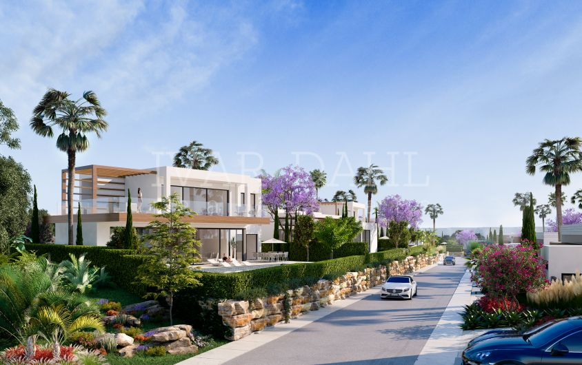 Modern contemporary Villas in Estepona