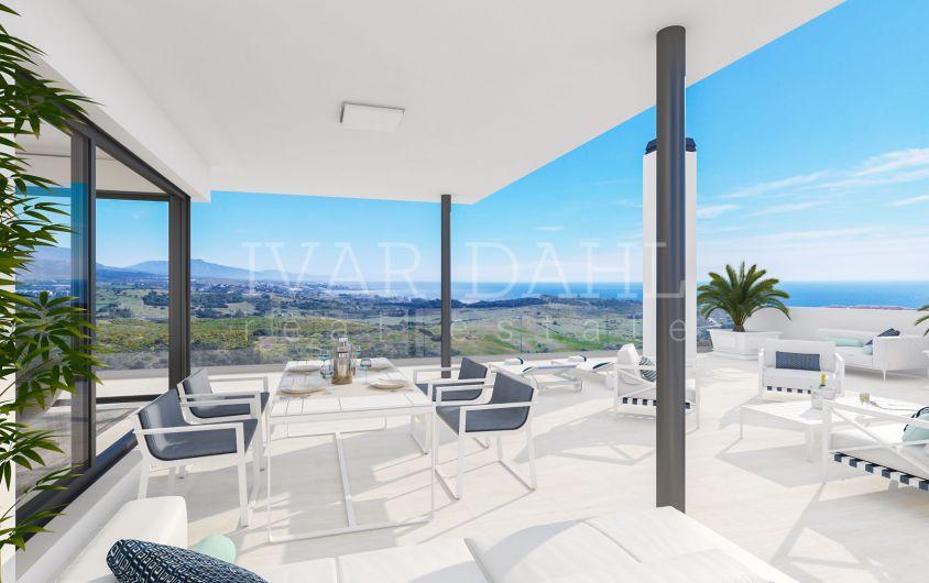 Casares, Costa del Sol, moderne Apartments und Penthäuser am ...