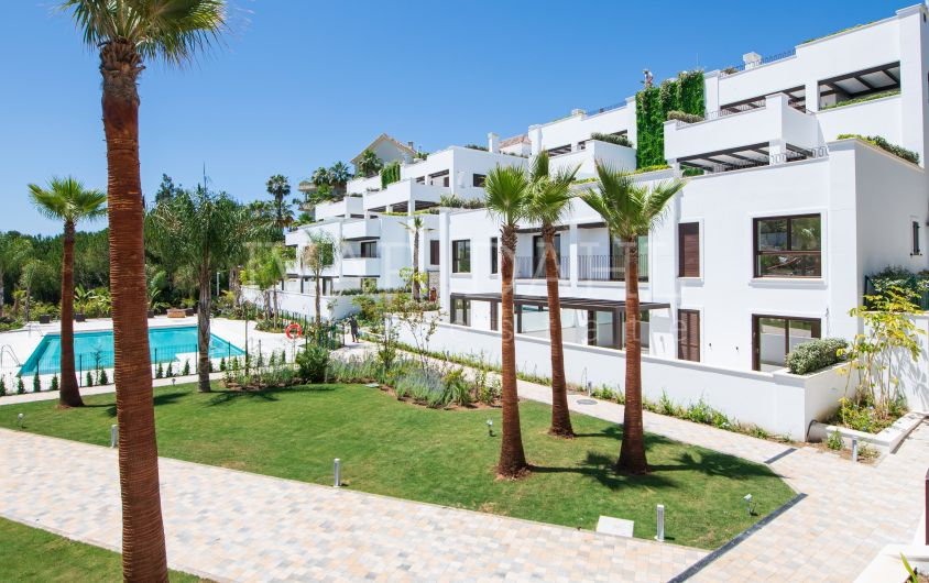 Apartment in Lomas del Rey, on the Golden Mile, Marbella