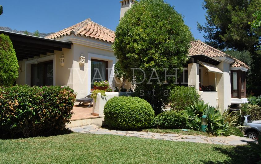 Villa for salein Altos Reales, Marbella, malaga, costa del sol