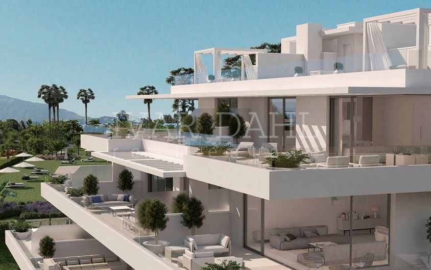 Atalaya Golf, Estepona, New apartments and penthouses