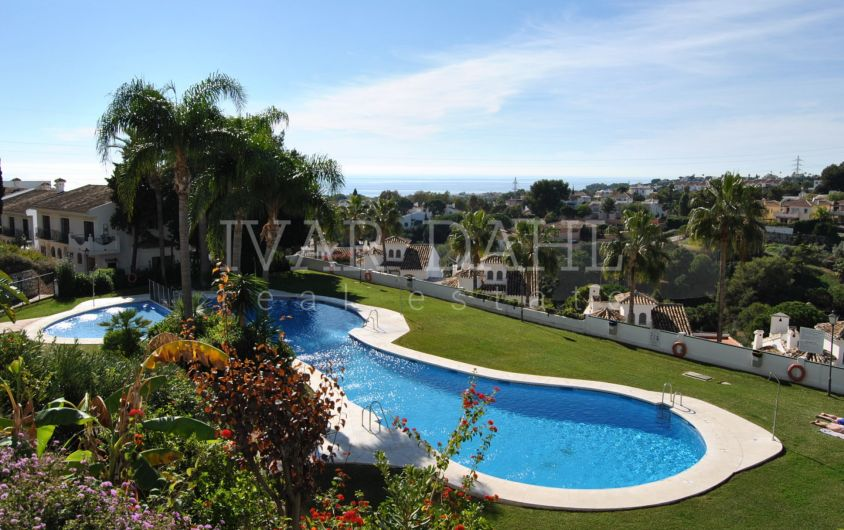 Ground floor apartment in Mirador de Calahonda, Sitio de Calahonda