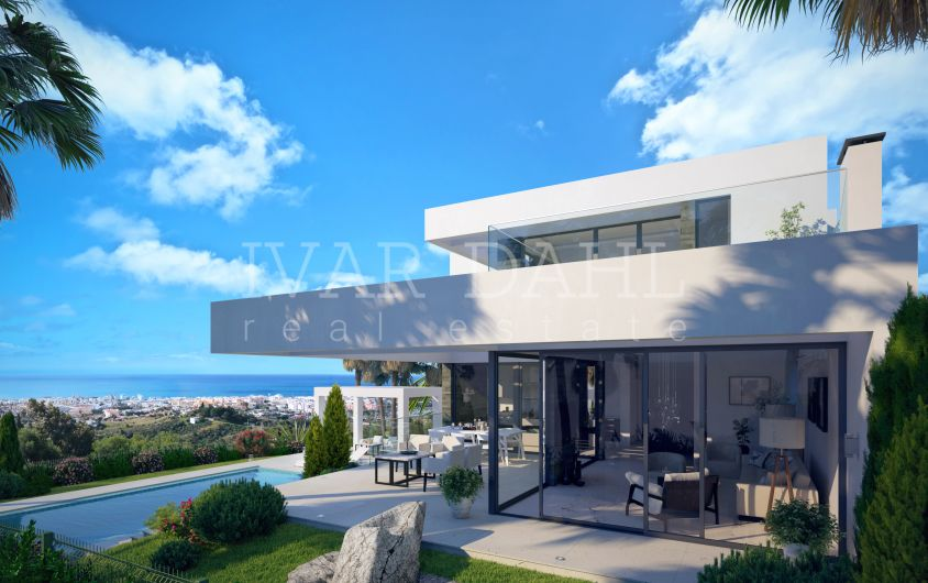 New Villa for sale in Mirador del Paraiso, Benahavis