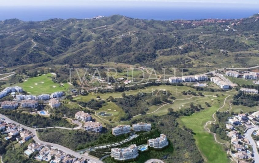NEW MODERN BUILD APARTMENTS FOR SALE IN LA CALA GOLF RESORT, MIJAS, COSTA DEL SOL
