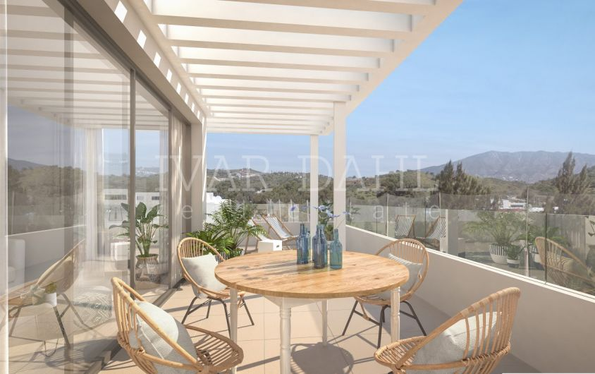 New residential complex situated in La Cala de Mijas