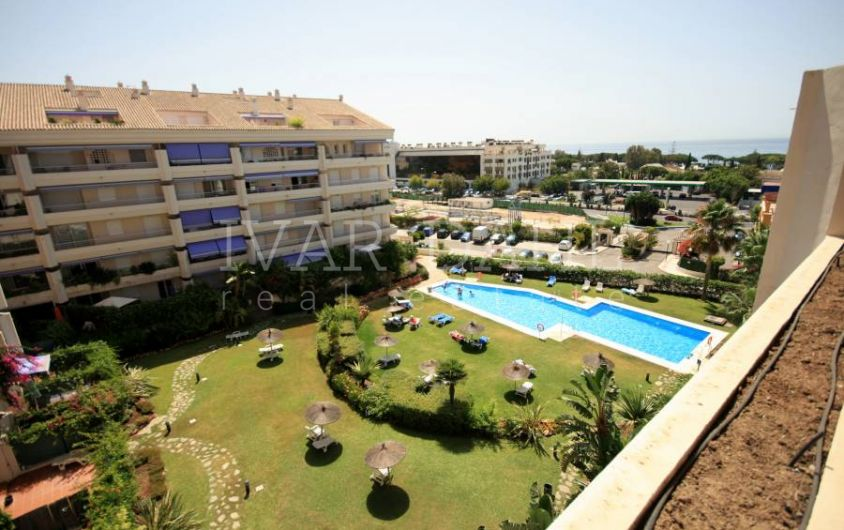 Penthouse in Costa Nagueles, close to Marbella centre, Golden Mile, Malaga, Costa del sol