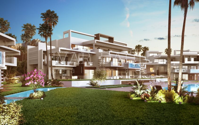 New luxury complex in Marbella's Golden Mile