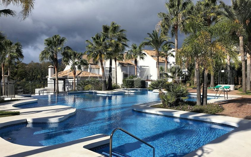 Townhouse for sale in Altos de Salamanca, Golden Mile, Marbella, Malaga