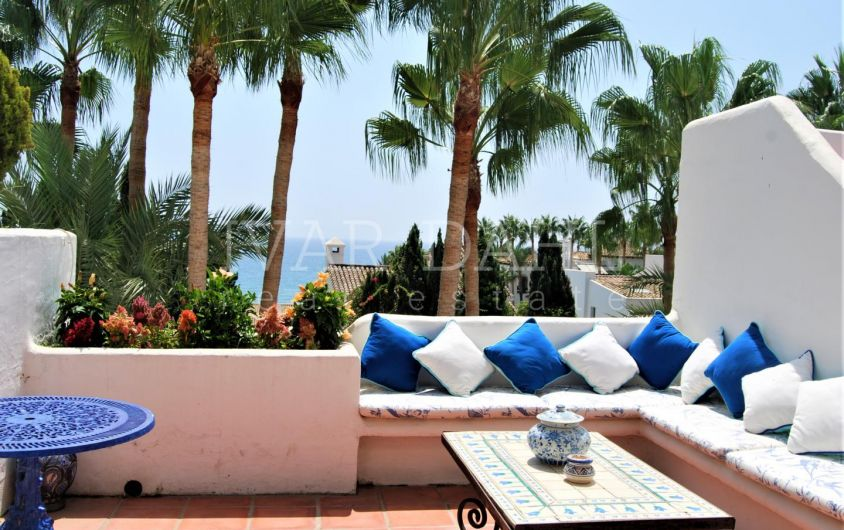 Duplex Penthouse for sale in Puente Romano, Golden Mile, Marbella, Costa del Sol