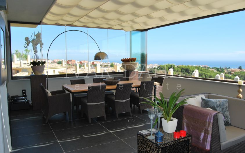 Penthouse close to Sierra Blanca, Marbella, Málaga