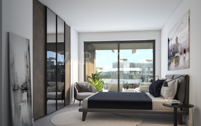 Estepona, new exclusive homes specially designed for enjoying the Mediterranean lifestyle