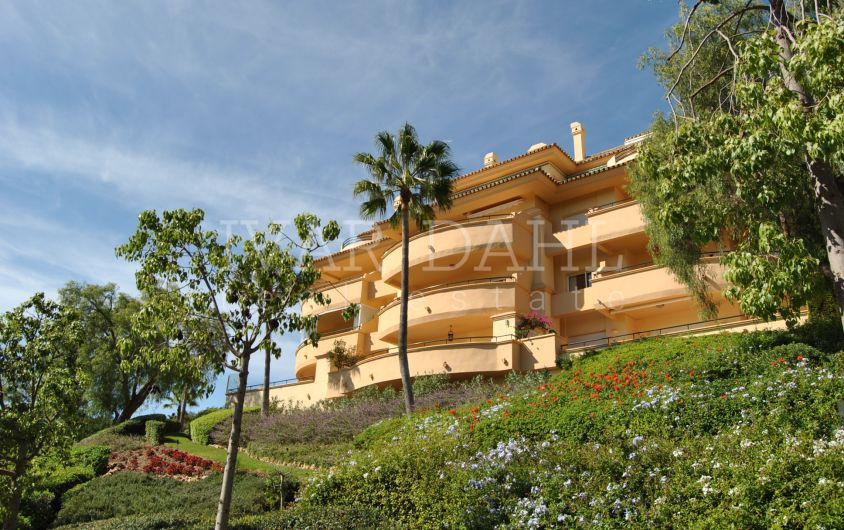 Beautiful apartment in Elviria Hills, Urb. Elviria,East Marbella.