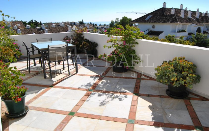 Apartment for sale in Monteparaiso, on the Golden Mile, Marbella