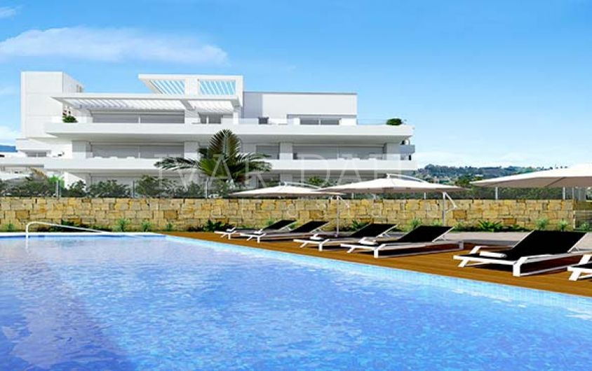 New apartments for sale in La Quinta Golf, Marbella.