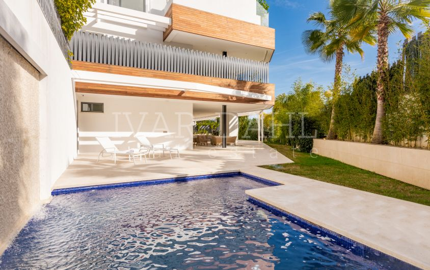 Opportunity to buy a new home on the Golden Mile in Marbella