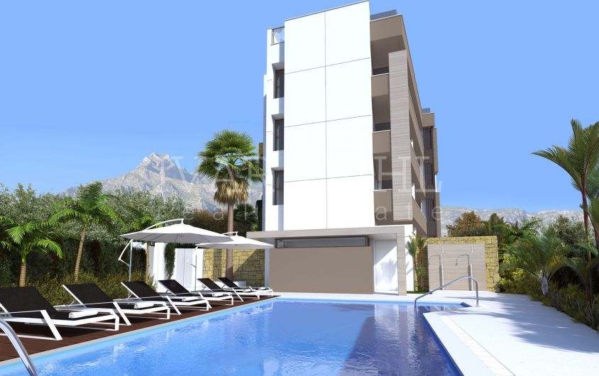 New apartments. Quality and location, Nueva Andalucia, Puerto Banus.
