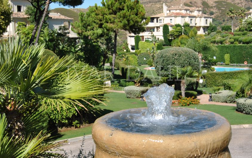 Apartment with 2 bedrooms in Capanes de Golf, Benahavis