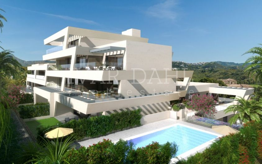 Opportunity, brand new apartments near the golf course, Marbella