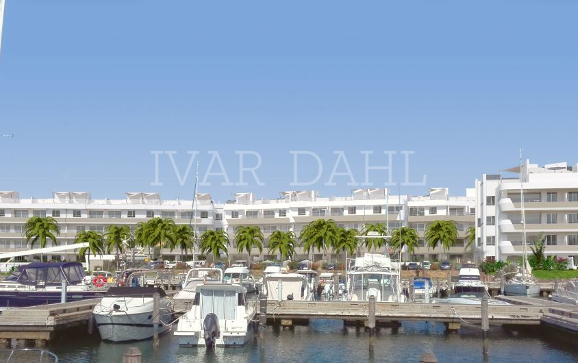 Luxury new 3 bedroom apartment in Marina de Sotogrande, San Roque, Cadiz