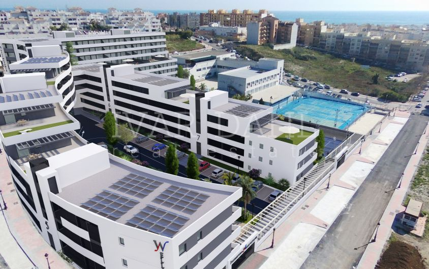New apartments in the heart of Estepona