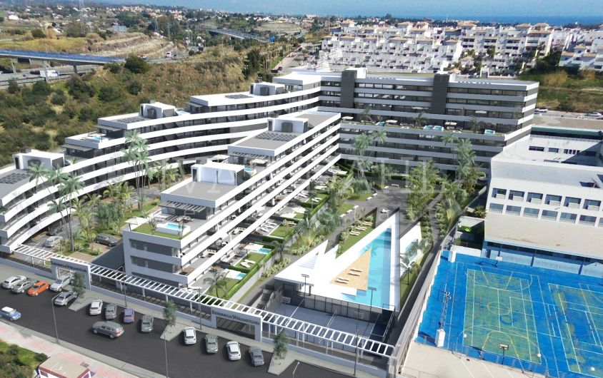 New 3 bedroom apartment in the heart of Estepona