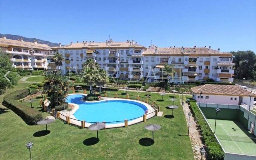 2 bedroom apartment in Pinos de Nagueles, Golden Mile, Marbella