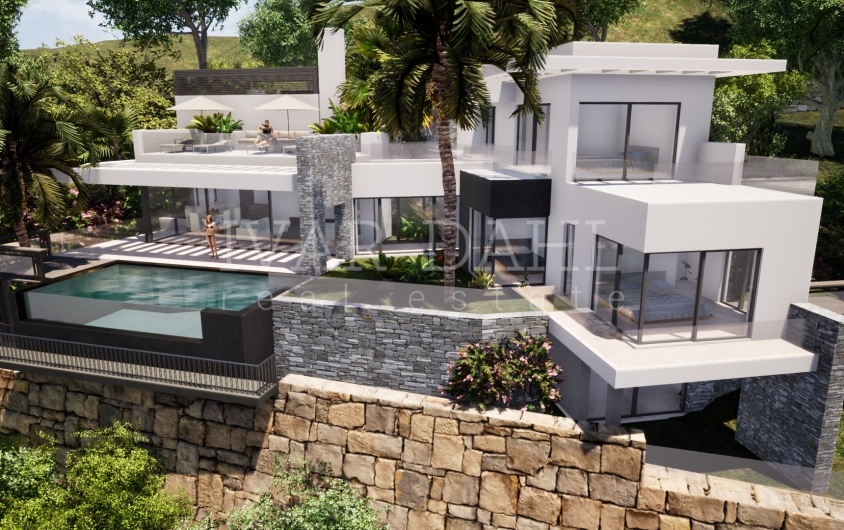 Contemporary Villa for sale in La Quinta, Benahavis