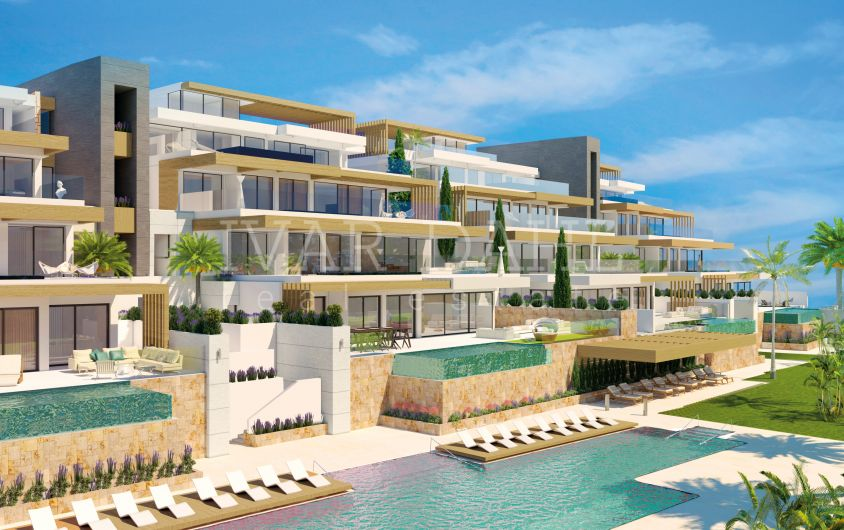 New, modern apartments and penthouses in Benahavis