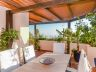 Penthouse with sea views for sale in Marbella