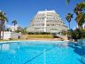 Apartment with sea views in a luxurious residential area of Marbella centre