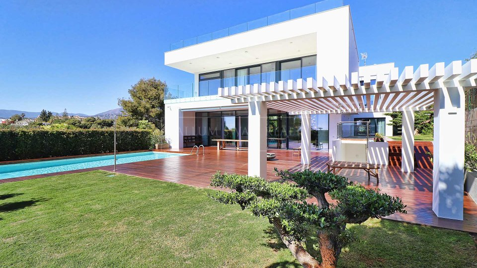 Nueva Andalucia, Newly built home for sale in Nueva Andalucia
