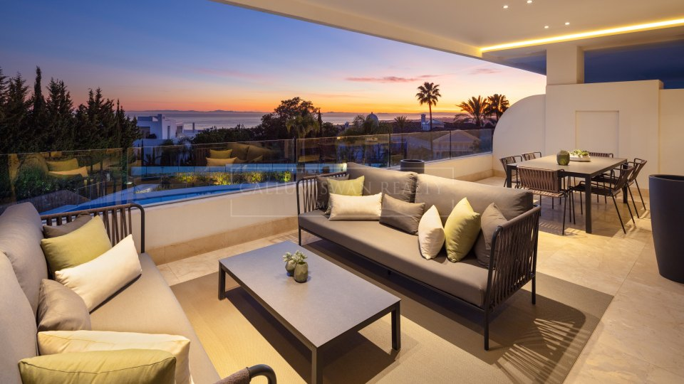 Marbella Golden Mile, Remarkable penthouse in prestigious location