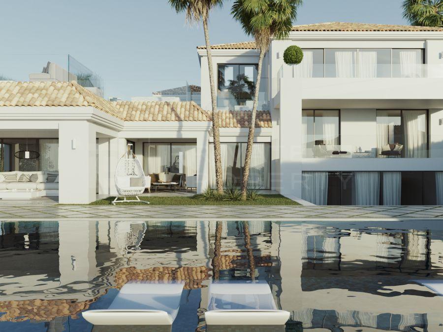 Impeccable villa in Los Naranjos