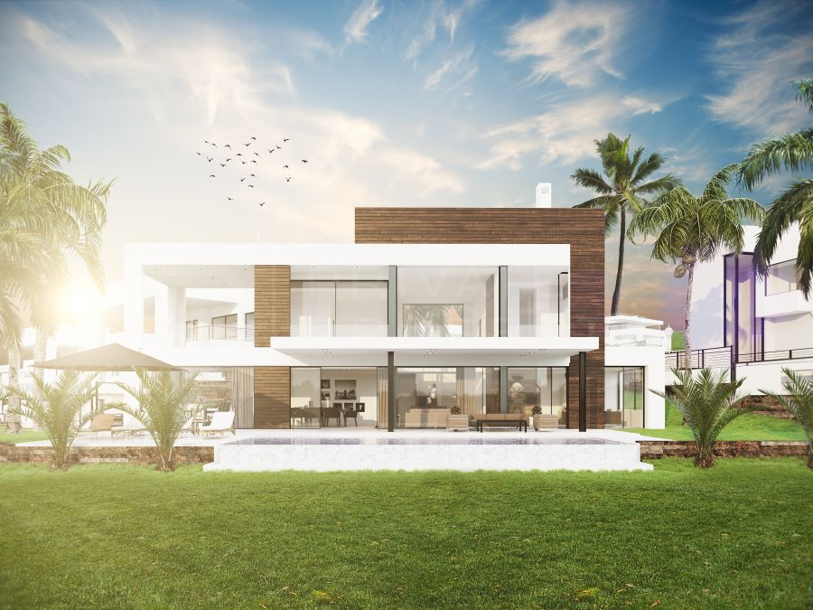 New villa in Nueva Andalucia