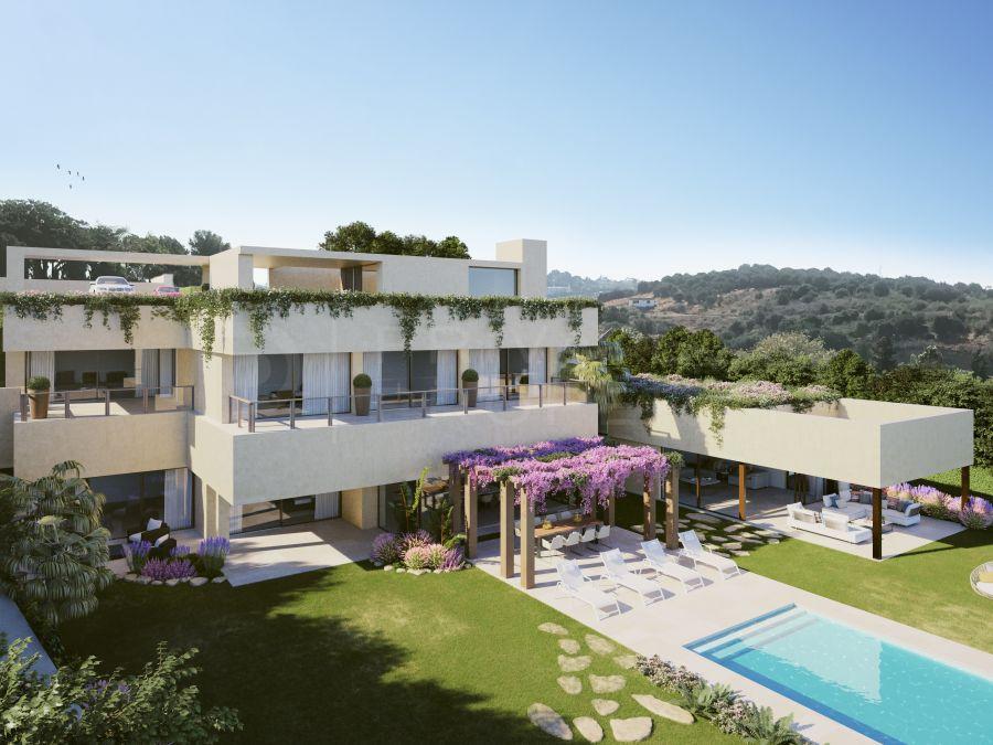 Modern villa in Los Flamingos