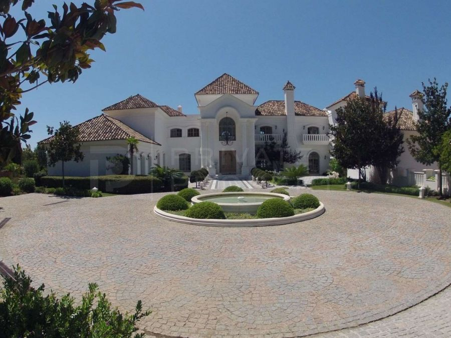 Palatial villa in La Zagaleta